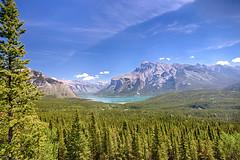Lake Minnewanka, Banff National Park, Alberta, Canada (Purvesh Trivedi -www.purveshtrivediphotography.com) Tags: topshots natureplus photosandcalendar worldwidelandscapes natureselegantshots panoramafotográfico greatshotss theoriginalgoldseal flickrsportal