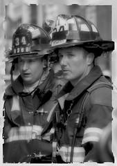 New York Firefighters (aldadelorenzo2011) Tags: new york fire fireman finest heros