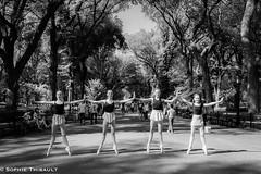 Les ballerines (Sophie 33) Tags: newyork centralpark ballerines