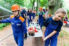 JF-Grobung Kurpark 06.07.14 (Feuerwehr Sonnenberg) Tags: wiesbaden feuerwehr waldbrand sonnenberg kurpark bung jugendfeuerwehr wasserwand wiesbaden112 grosbung sebastianstenzelfotografie