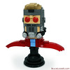 "LEGO Star-Lord Bust • <a style=""font-size:0.8em;"" href=""http://www.flickr.com/photos/44124306864@N01/14634590059/"" target=""_blank"">View on Flickr</a>"