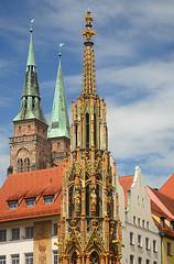 Nürnberg (S. Lo) Tags: travel germany bayern deutschland bavaria nuremberg franken nürnberg baviera