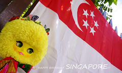 Happy Birthday Singapore!!!