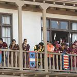 Waiting for the parade, Elkanoren Lehorreratzea / Desembarco de Elkano thumbnail