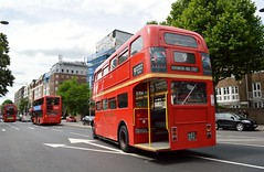 RM1627 627DYE (PD3.) Tags: park uk england bus london tower heritage buses sightseeing royal 9 route h seeing transit routemaster sight dye psv pcv rm aec 1627 627 9h 627dye rm1627