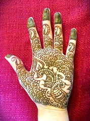 Peacock henna design (henna designs ink ottawa) Tags: design hand otta