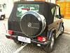 Mercedes 463 Cabrio Verdeck