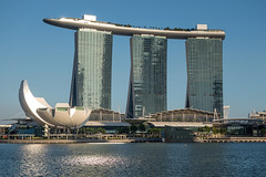Marina Bay Sands, Singapore (globetrekimages) Tags: hotel singapore asia marinabay