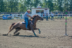 DSC_0401-1 (Glenn Fullum) Tags: nikon barrels hose chevaux baril gymkhana d5200
