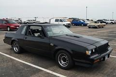 1987 Buick Grand National (DVS1mn) Tags: new london car brighton antique run era brass brassera newlondontonewbrighton nlnb nlnbacr 28thannualnewlondontonewbrightonantiquecarrun 621aua
