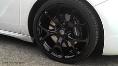 "Vauxhall alloy wheel gloss black by We Fix Alloys • <a style=""font-size:0.8em;"" href=""http://www.flickr.com/photos/75836697@N06/14873619634/"" target=""_blank"">View on Flickr</a>"