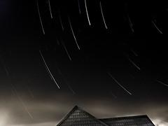 star 2 (Asado De Cordero) Tags: night canon star noche trail estrellas startrail a480
