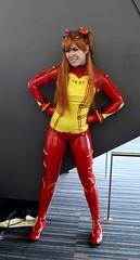 Neon genesis evangelion (AngieD24) Tags: summer anime cosplay montreal kawaii otaku asuka evangelion 2014 otakuthon