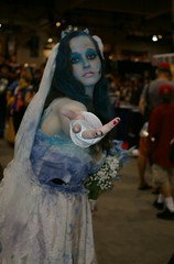SDCC 2007 0626 (Photography by J Krolak) Tags: costume cosplay masquerade comiccon sdcc corpsebride sandiegocomiccon sandiegocomiccon2007 sdcc2007
