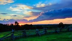 Manassas Battlefield Park (Sunwind) Tags: sunset nature landscape nationalpark nikon outdoor civilwar manassasbattlefield stonewalljackson d610 firstbattleofbullrun