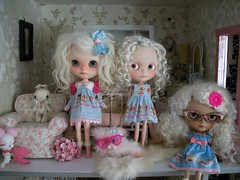 White-Haired Beauties......