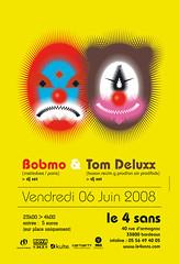 TOM DELUXX // LE 4SANS