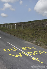 Ou Est Wiggo (DMeadows) Tags: england france bike bicycle sport de landscape one cycling 1 climb countryside missing tour stage yorkshire country hill pass bikes grand du event bradley depart cycle biking cote sporting dales cycles hawes wiggins wiggo buttertubs davidmeadows dmeadows