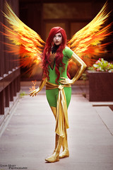 Jean Grey (Phoenix) - X-Men (Lyon Hart Photography) Tags: phoenix comics grey jean cosplay xmen superhero cosplayer marvel