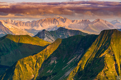 : : : N E W B O R N :  :  : (gregor H) Tags: sunset mountain alps austria sterreich peak hike ridge highup vorarlberg schoppernau didamskopf pprowinner bregenzwerwald