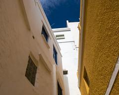 Back lane (Micheo) Tags: houses town colours pueblo colores andalusia casas calles almuecar