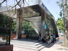 Janpath Metro (hi_nilabh) Tags: city noida india cosmopolitan cityscape place delhi incredible metropolitan newdelhi connaught ncr janpath delhigurgaon