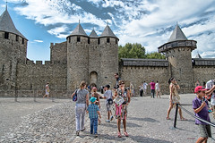 Castle walls (juanjofotos) Tags: castle explore carcassonne castillo murallas castlewalls geoetiqueta nikond800 juanjofotos juanjosales