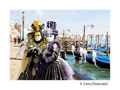Carnival of Venice (laura passavanti) Tags: carnival venice portrait italy woman man eye art beautiful face look hat fashion festival mystery lady landscape couple theater dress mask head decorative stage decoration dream makeup fantasy camouflage mysterious venetian masquerade elegant ornate anonymous magical gondolas sanmarcosquare ducalpalace carnivalofvenice