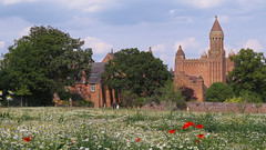 Quarr Abbey, Isle of Wight (Loe Giesen) Tags: isleofwight iow quarrabbey