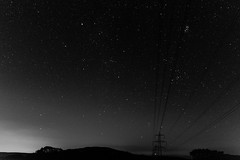 Electric (A Crowe Photography) Tags: longexposure electric wales canon stars northwest astro pylon astrophotography stargazing northwales sigma1020 longexposurephotography welshlandscape welshflickrcymru northeastwales welshphotographer starphotography welshphotography northwalesdailypost