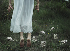levitation (tadzio autumn) Tags: night forest dark photography skull witch magic gothic evil levitation ritual occult witchcraft coven pagan mistery invocation tadzioautumn