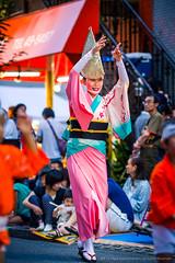 2014_08_30_Mitaka_AwaOdori_5D3_2014_08_30_Mitaka_AwaOdori_5D3_086_HD (Nigal Raymond) Tags: festival japan dance  mitaka matsuri awaodori     100tokyo cooljapan fudouren nigalraymond wwwnigalraymondcom 5dmk3 5d3 sakuraren  mitakaren awaodori2014 bikkuriren
