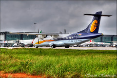 Jet Airways Konnect ATR 72-500 VT-JCN (Sri_AT72 (Sriram Hariharan Photography)) Tags: plane photography aviation bangalore jet kia airways 72 spotting atr planespotting atr72 blr atr72500 jetairways bengaluru airside bial aviationphotography konnect vobl bengaluruinternationalairport vtjcn jetairwayskonnect jetkonnect airsidespotting kempegowdainternationalairport