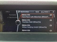 Treffer von Wohin? an BMW ConnectedDrive senden 1
