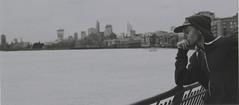 Evan Goes Deep (Casey Mark Brown) Tags: blackandwhite bw london film 35mm skateboarding pentax kodak grain skate portsmouth vans cheesey supreme petersfield nikesb sp500