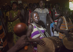 Majang Tribe Celebrating A Catholic Sunday Church Service, Kobown, Ethiopia (Eric Lafforgue) Tags: africa people music church horizontal religious togetherness day catholic singing dancing african interior faith prayer religion praying ceremony belief indoor tribal christian celebration indoors believe heat devotion inside christianity spirituality ethiopia mass tribe spiritual groupofpeople worshipper enjoyment anthropology religiouscelebration developingcountry majang traditionalculture africans lifestyles hornofafrica ethiopian eastafrica worldculture tepi colorpicture christanity gambela onlywomen colourpicture majangir kobown ethio1400714
