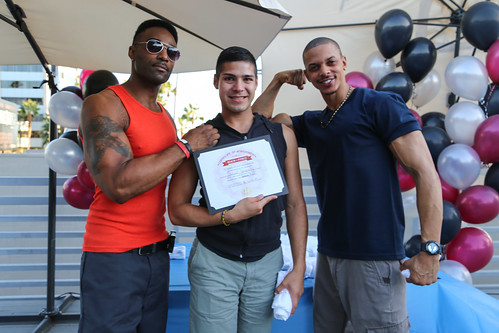 AHF Fitness Graduation - Phase 4