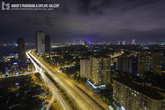 vl_03558 (Hanoi's Panorama & Skyline Gallery) Tags: city sky panorama lake building skyline architecture skyscraper canon asian asia capital skylines vietnam hanoi asean appartment việtnam hànội skyscrapercity caoốc vànhđai3 hoàngmai ringroadthird