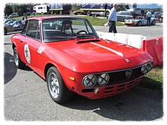 Lancia Fulvia 1.6 HF 1972 (v8dub) Tags: auto old classic car race italian automobile rally automotive voiture oldtimer 16 oldcar 1972 fulvia rallye collector lancia hf youngtimer wagen pkw klassik rennwagen worldcars