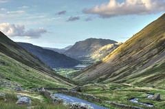 Kirkstone Pass, Lake District, Cumbria (Baz Richardson (now away for a few days)) Tags: cumbria lakedistrict kirkstonepass brotherswater patterdale landscapes moutains mountainpasses