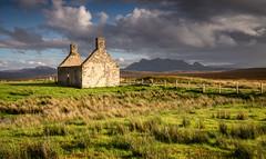 The Moine House (.Brian Kerr Photography.) Tags: scotland moinehouse outdoor landscape serene building photography scottishlandscape northcoast tongue moine