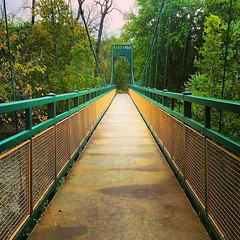 #Repost @morenomliz ・・・ #RiversideIL#riversideillinois#bridge#swingingbridge#enjoyillinois#illinois_photos#illinois#illinois_shots#exploreillinois#chicagosuburbs (riverside.illinois) Tags: instagramapp square squareformat iphoneography uploaded:by=instagram riverside riversideillinois chicago chicagosuburbs fall suburbs 2016