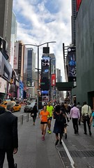 2016-10-19 - Video - a snippet of a Times Square weekday morning (zigwaffle) Tags: 2016 nyc newyorkcity manhattan timessquare rockefellercenter saintpatrickscathedral fifthavenue wretchedexcess centralpark