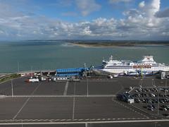 France - Ouistreham (2) (de kist) Tags: kap france frankrijk normandy normandi ouistreham ferry ferryouistreham