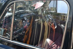 2016-10-02: Weekend Packing (psyxjaw) Tags: london londonist vintage festival classic car boot sale classiccar kingscross shopping lewiscubitsquare vehicle drive