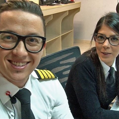 CPT Karim & F/O Sabrina along with 5 other pilots will take you on an adventure of a lifetime to Iran, Lebanon, Pakistan & Saudi Arabia on our new 4h30min Cockpit Film featuring AIR ARABIA!  Watch the video now at JUSTPLANES.COM  #justplanes #airarabia #k