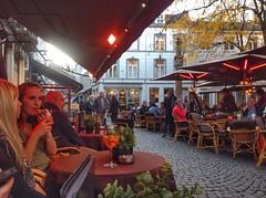 Moosmerret (sander_sloots) Tags: maastricht sint amorsplein moosmerret mensen terrasjes people beer bier gezellig eetcaf bfor