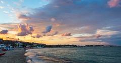 Sunset of San Vito Lo Capo. (AleMora10) Tags: holiday sanvitolocapo trapani sicilia italy sunset