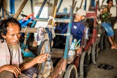 Smoking Break-DSC_8228-2 (thomschphotography3) Tags: men workers break smoking cigarette market jakarta asia indonesia southeastasia streetphotography colours colourful