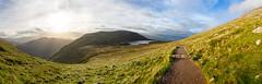 Lochan Meall An T-suidhe (hamilton_alex) Tags: scotland unitedkingdom gb nikon d3s 2470 lochan meall an tsuidhe ben nevis stitched panorama photoshop